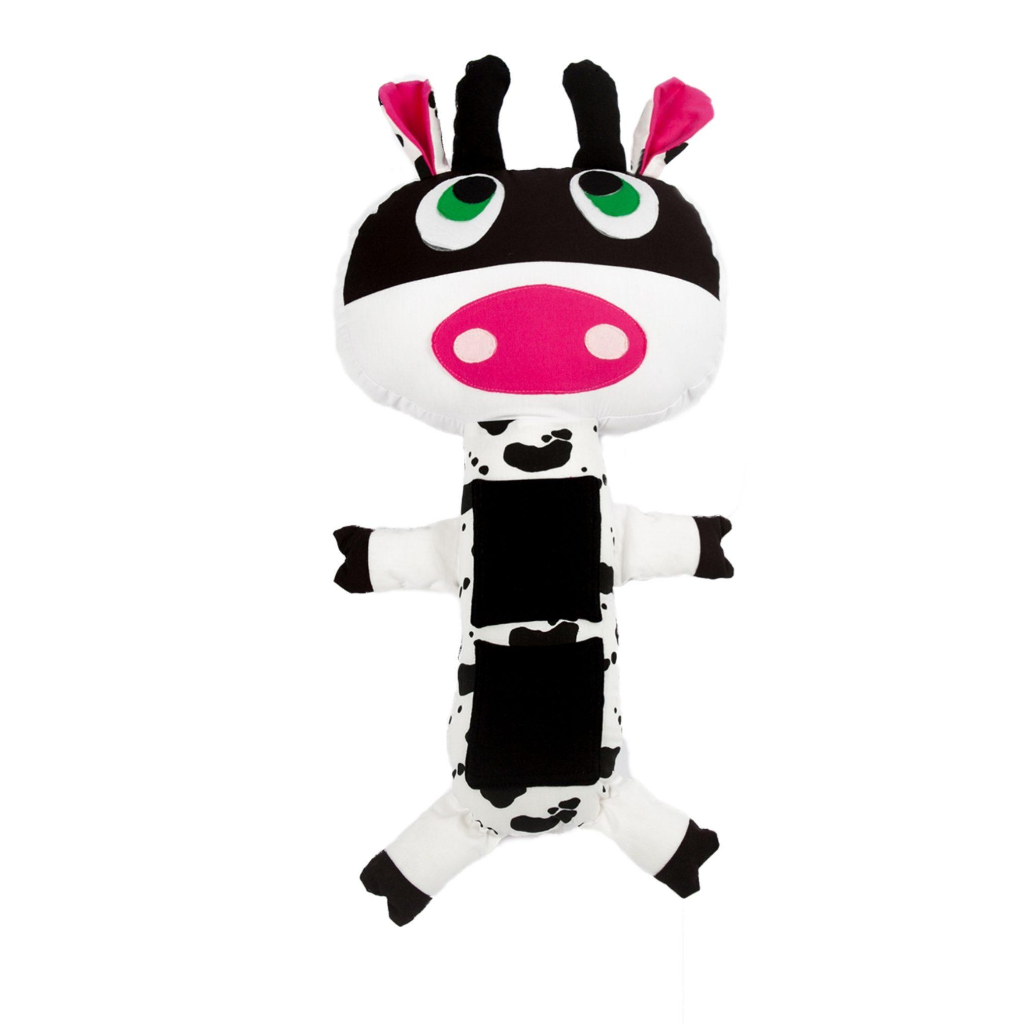 Almofada De Cinto De Segurança – Vaca Olho Verde