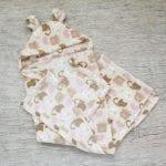 Cobertor com Capuz Gatinhos-979