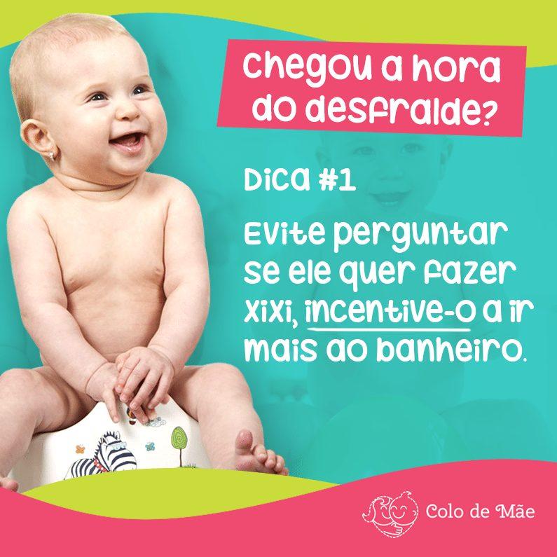 HORA DO DESFRALDE!
