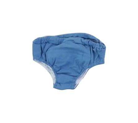 Cueca De Desfralde Azul