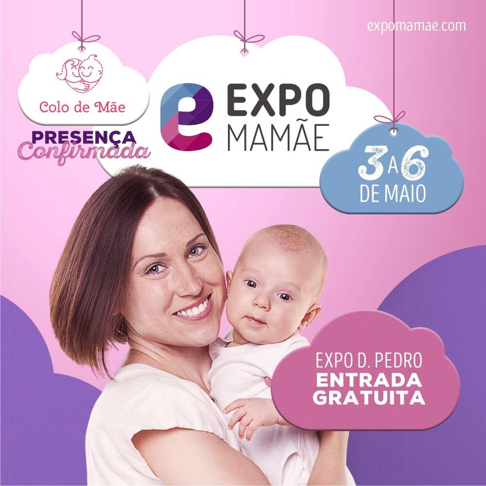 Colo De Mãe Participa Da 2ª Expo Mamãe Em Campinas