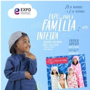 Read more about the article Colo de Mãe em Campinas! Na Expo Mamãe