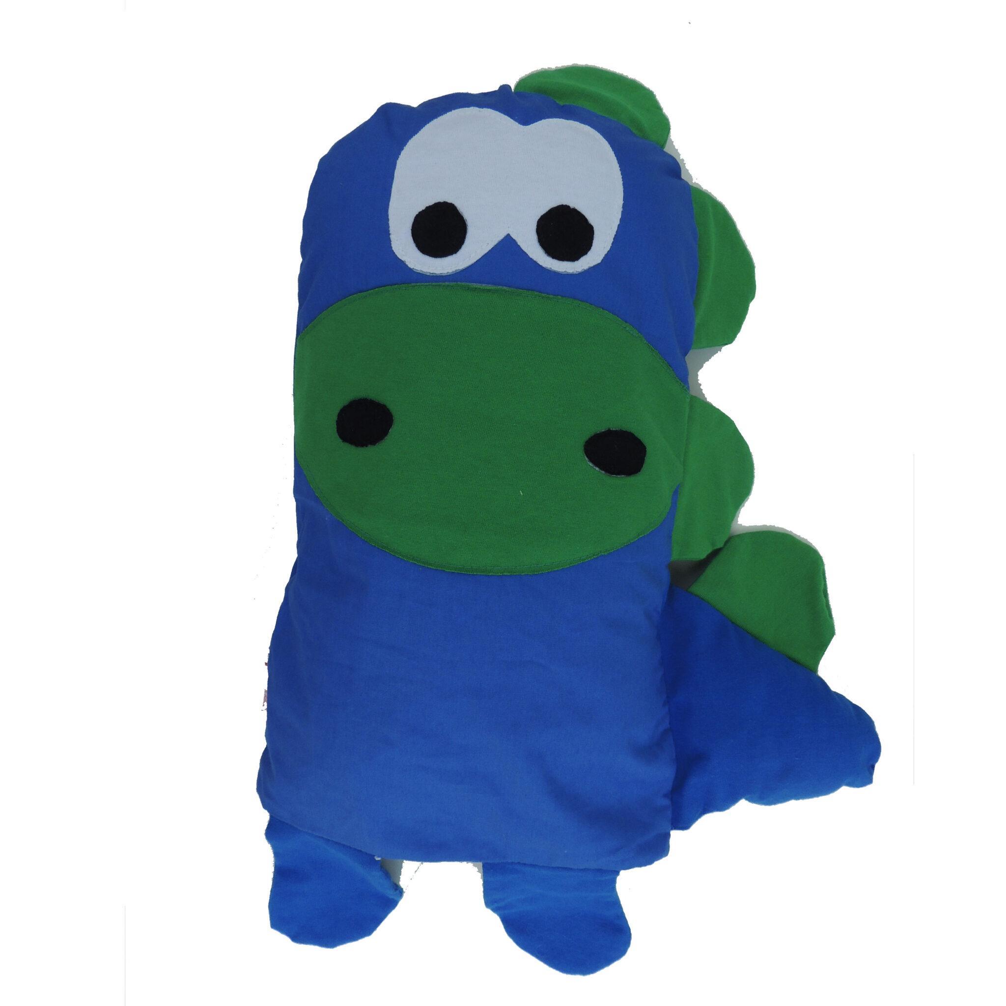 Naninha Dino Azul