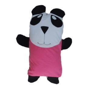 Naninha Panda Rosa