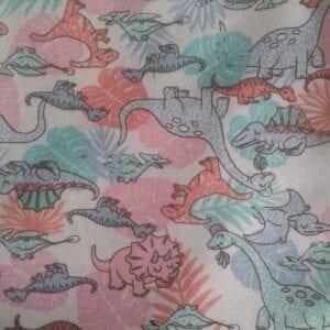 Toalha Bebê Dinossauros