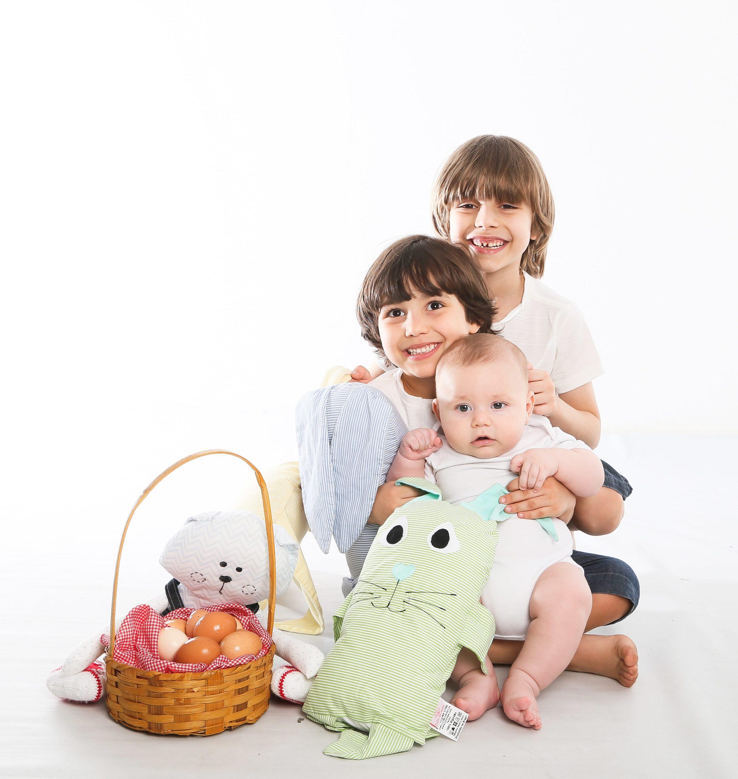 Páscoa Com Crianças: Faça Uma Caça Aos Ovos