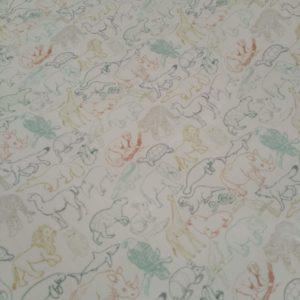 Trio de Fronhas para travesseiro de bebê Animais, Chevron Jade e Balões 35cm x 28cm da Colo de Mãe _ 3 fronhas