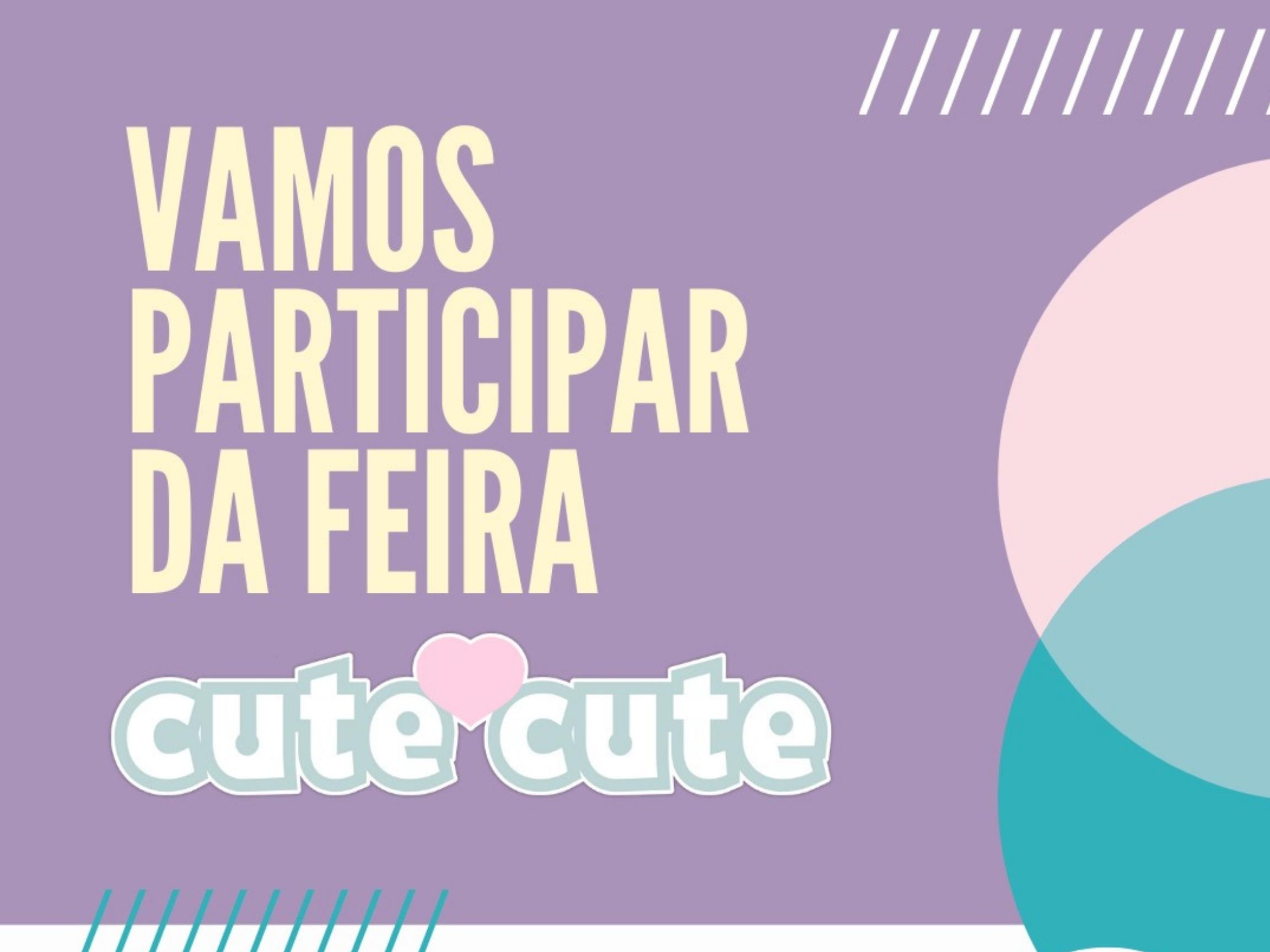 Colo de Mãe confirma presença na feira Cute Cute