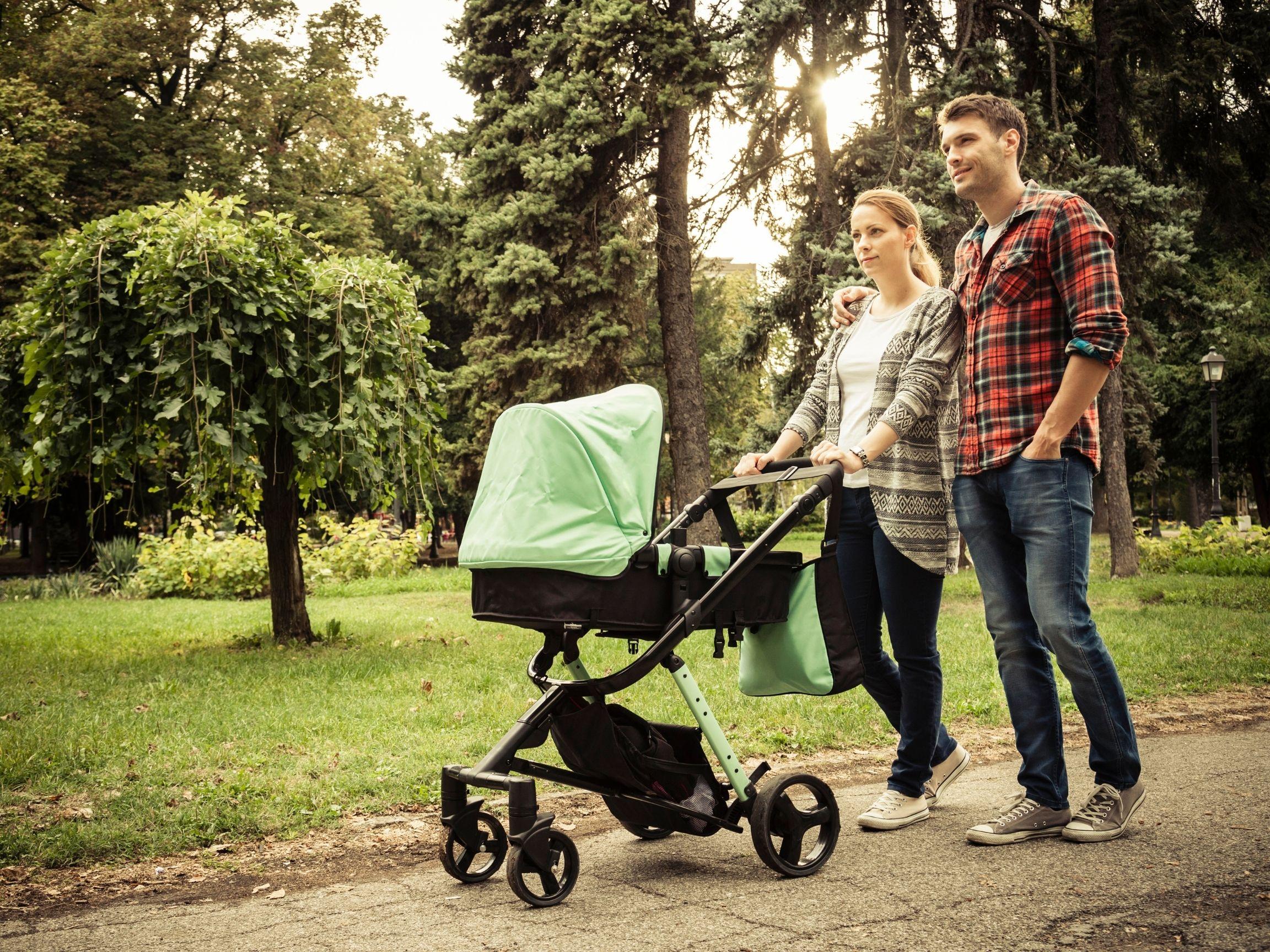 Dicas para o primeiro passeio: Saindo de casa pela primeira vez com o bebê.