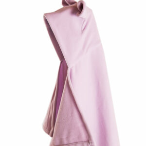 Cobertor com Capuz Lilás