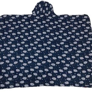 Toalha Bebê Maxi Céu Estrelado – 100cm x 100cm