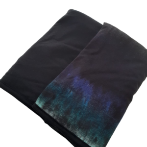 Sling Tie Dye com Preto Colo de Mãe